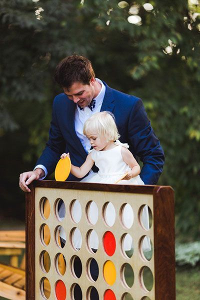 30 Creative Ways to Entertain Your Wedding Guests