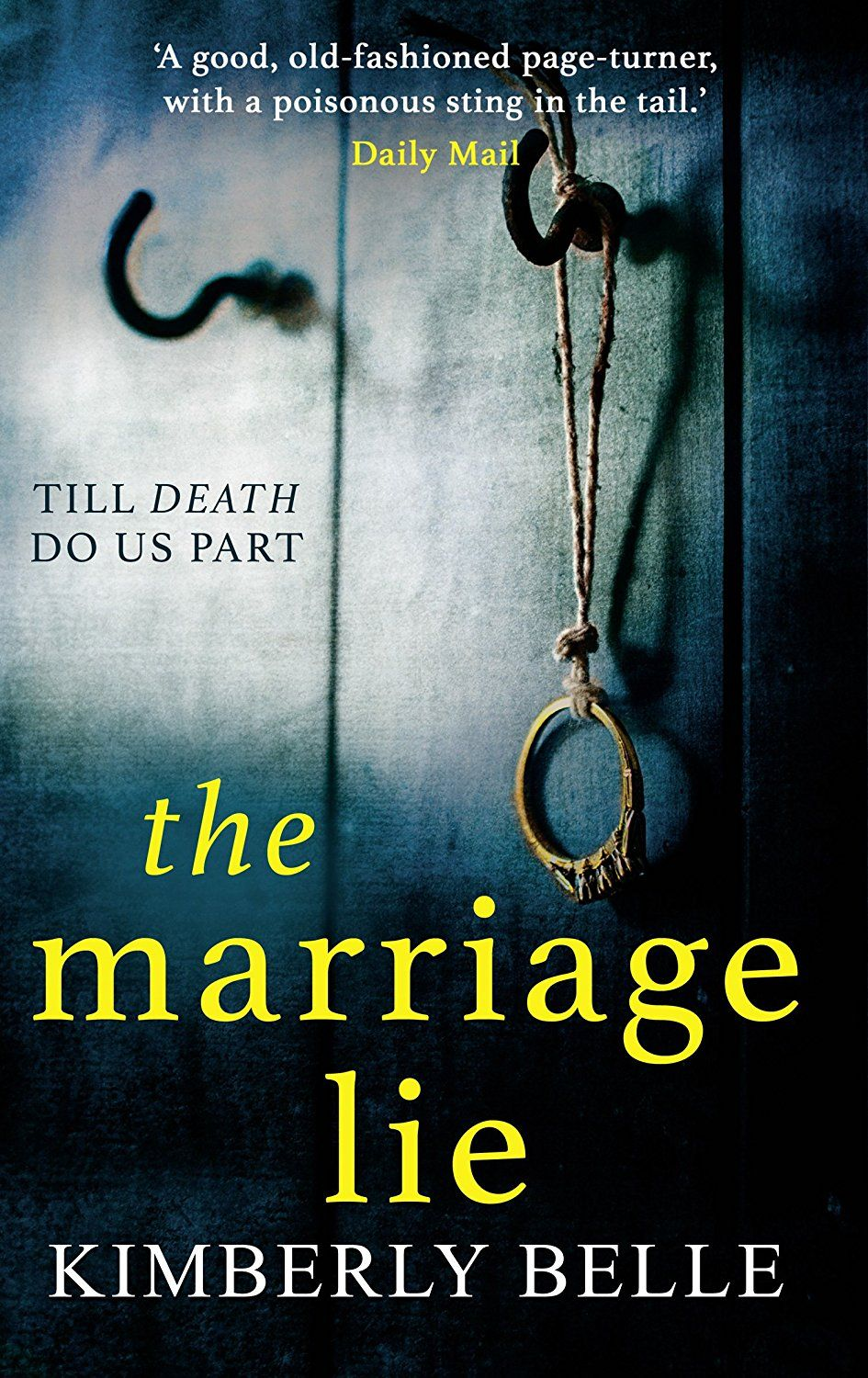 The Marriage Lie: Shockingly twisty, destined to become