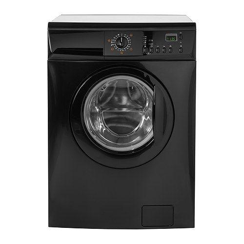 renlig fwm7 lavatrice nero ikea beb pinterest washing machine. Black Bedroom Furniture Sets. Home Design Ideas