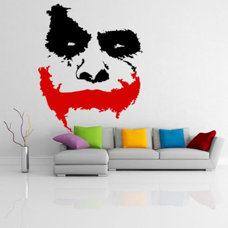 joker wall decal | products