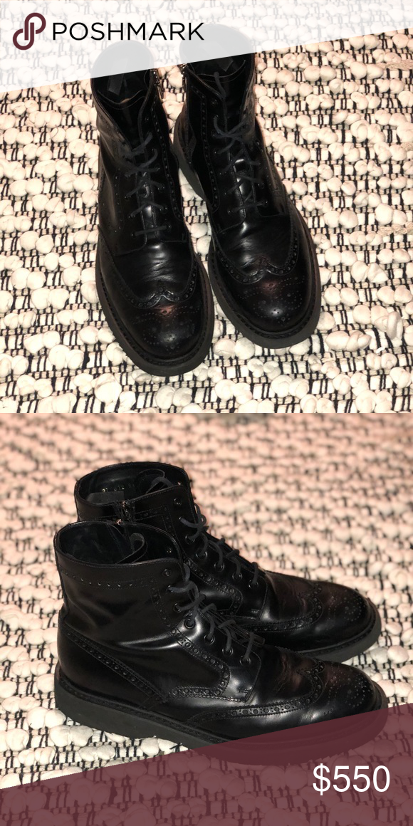 Black Boots Png