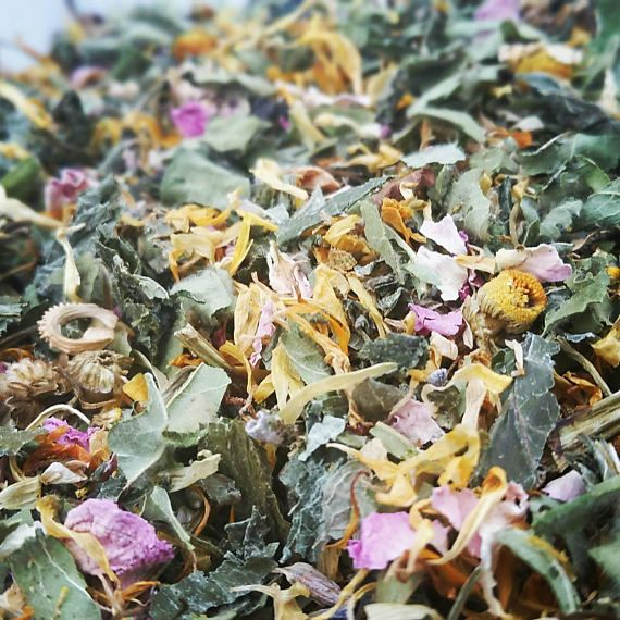 The Fertility Blend (UK Organic) | Vaginal Yoni Steam Herbs