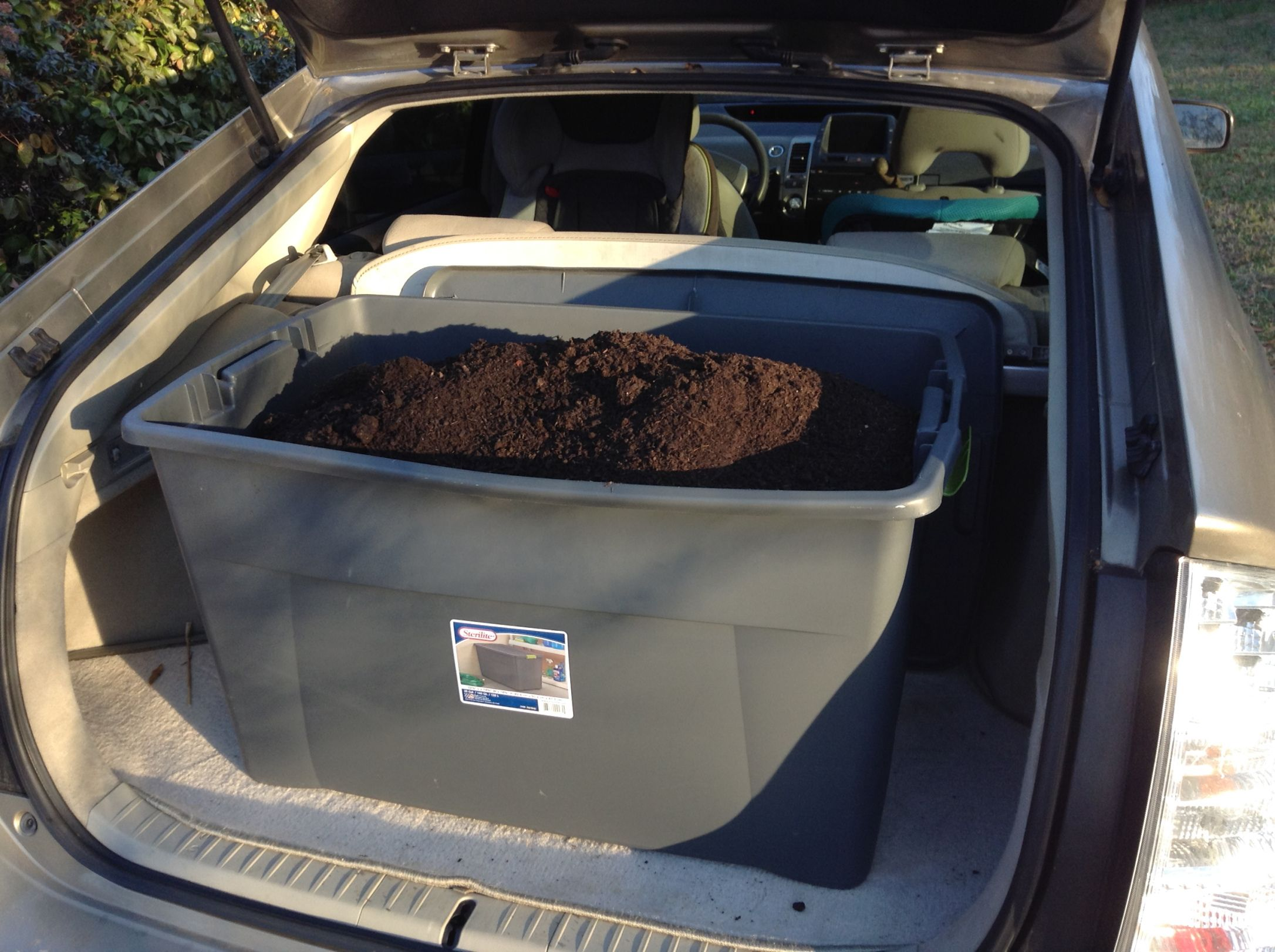 Garden soil zero waste in chattanooga garden soil
