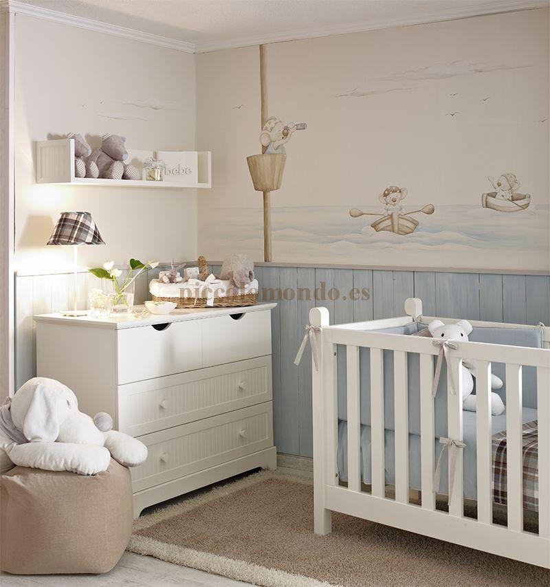 Mobiliario infantil little world coleccion colonial - Piccolo mondo mobiliario infantil ...