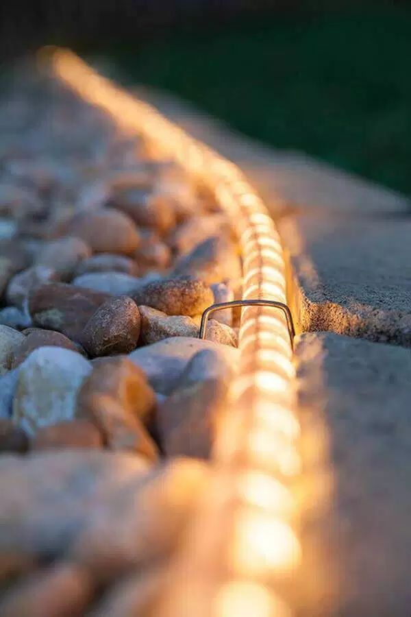 29 Awesome Lighting Ideas to Beautify Your Backyard #schönegärten