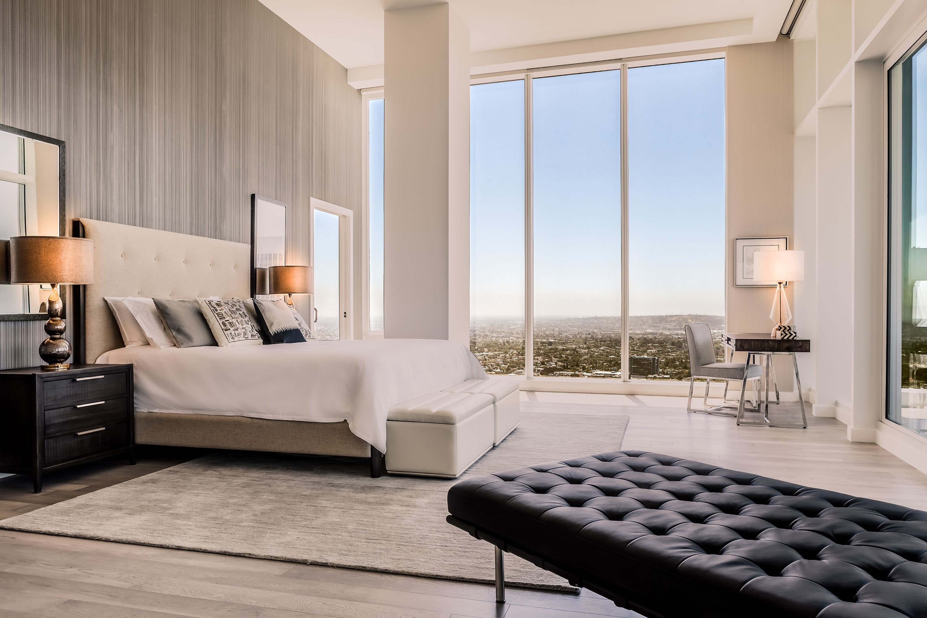 Inside the 65K/month penthouse at Ten Thousand in Century