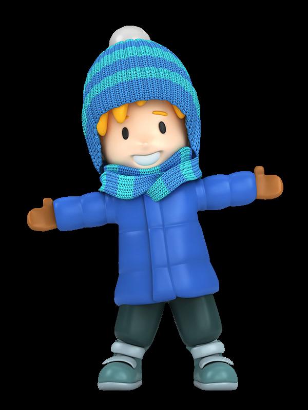 winter little boy clip art clip art winter clipart pinterest rh pinterest com