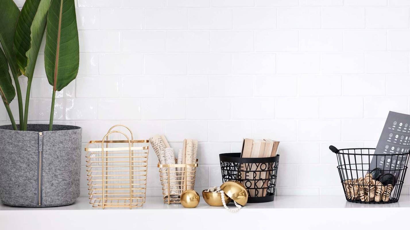 Armazenagem – Coleção de decoração H&M Home | H&M