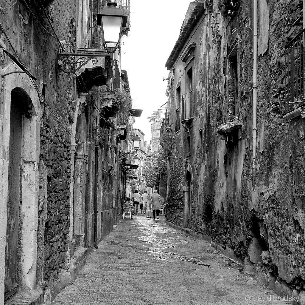 Catania Sicily Sicily Catania Street Photography
