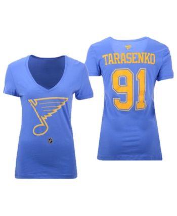 Authentic Nhl Apparel Women S Vladimir Tarasenko St Louis Blues
