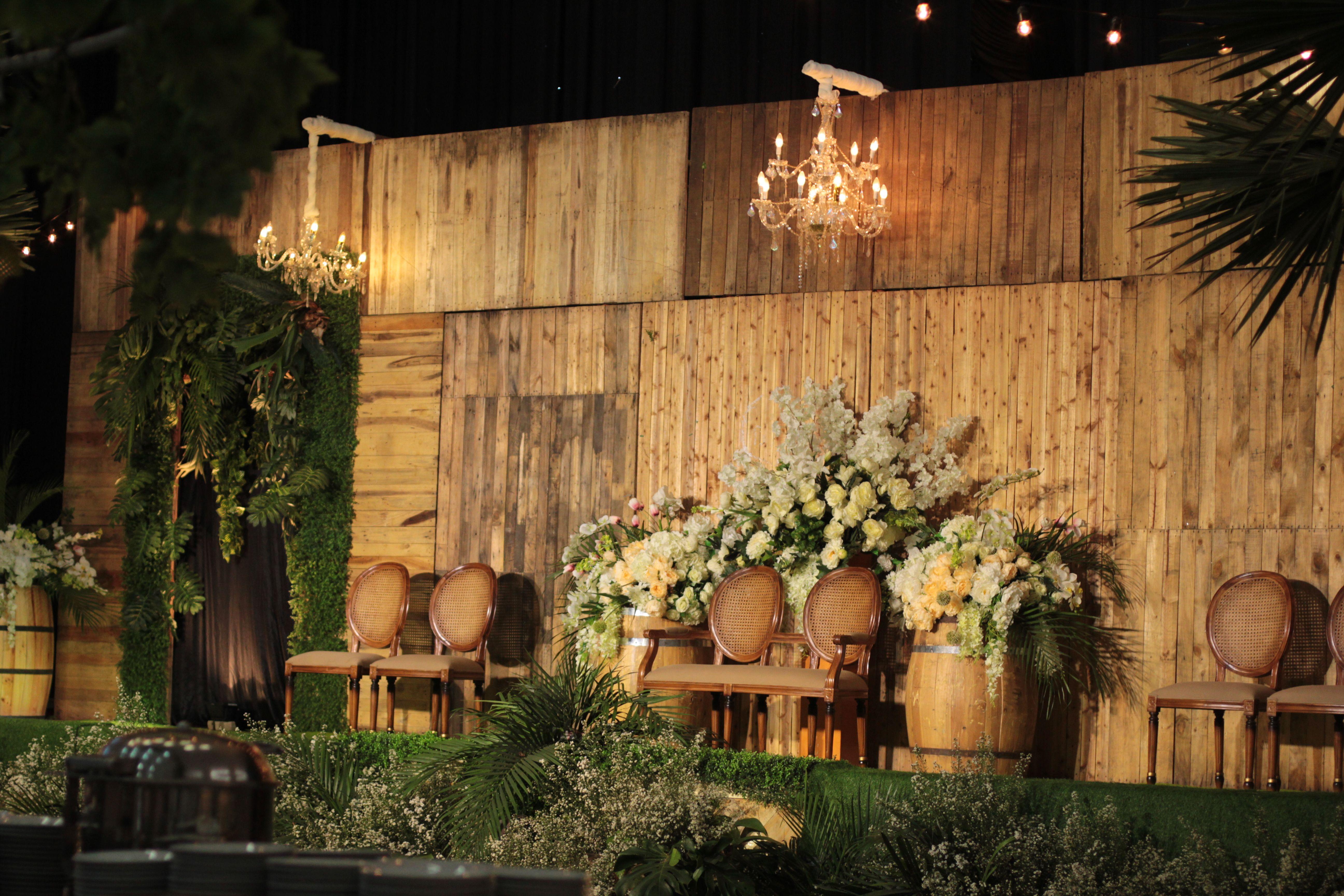 Rustic Wedding Indonesia 5