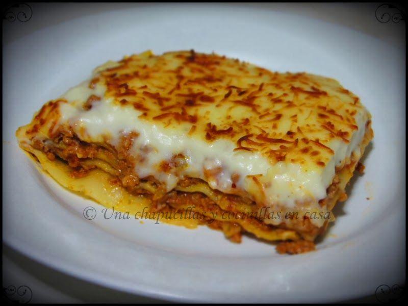 Esta receta es un clásico de la cocina italiana, puede que sea un ...