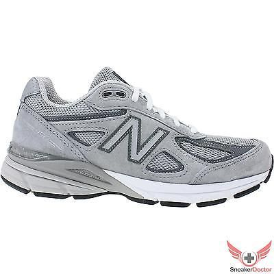newbalance New Balance 990V4 4E-Extra Wide Running Shoes Grey White Wolf  Grey All Sizes   139.95 End Date  Friday Jun-24-2016 11 35 49 PDT… 41a0365779e6