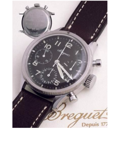 Breguet Type 20 Generation 1 Military Issue Thespringbar Military Issue Military Aviator Watch