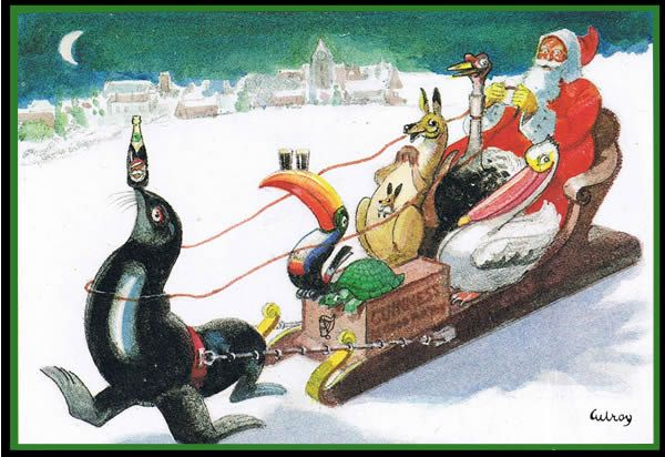 Guinness-xmas-sled by jbrookston, via Flickr