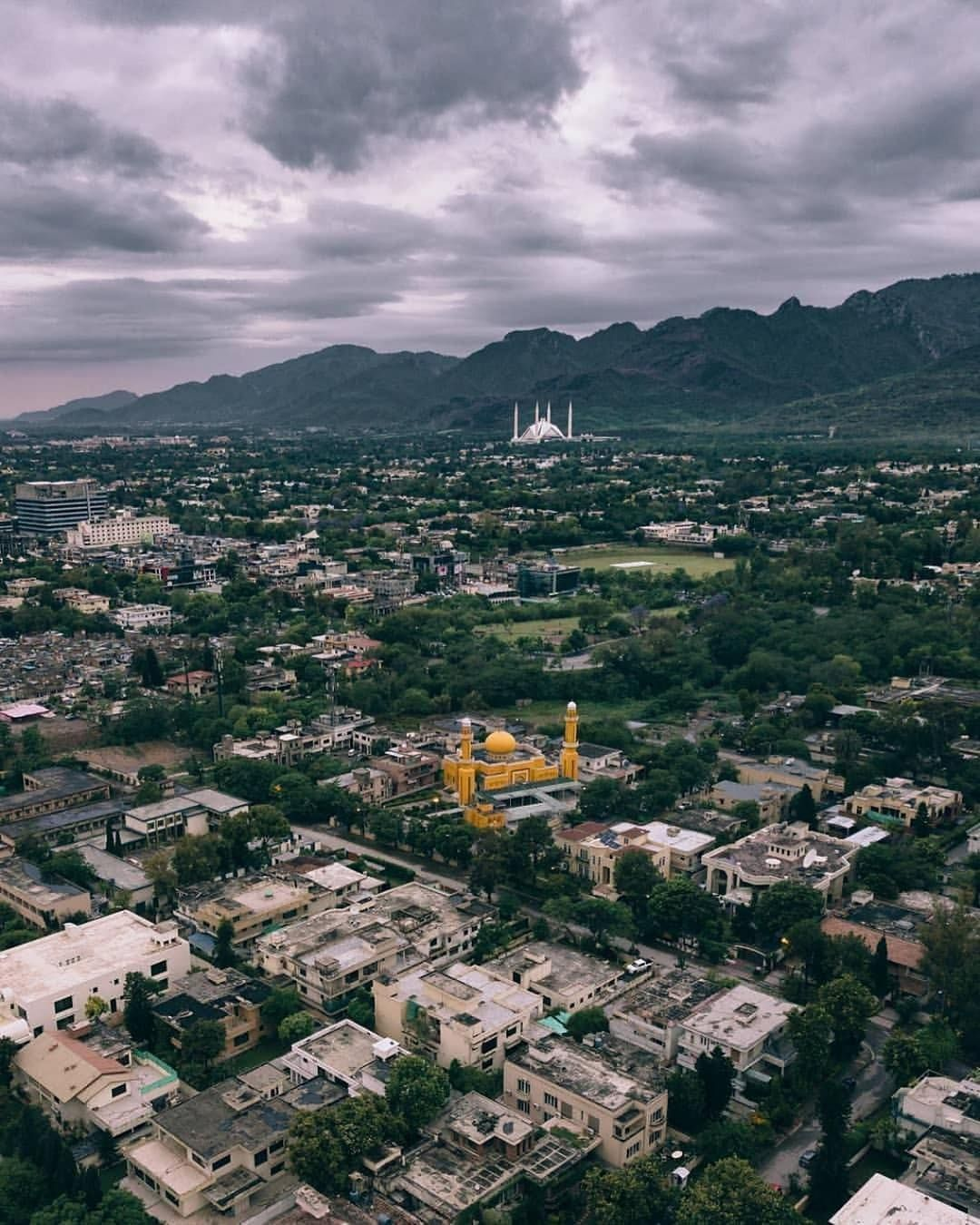 Islamabad (اسلام آباد ) is the capital city of Pakistan
