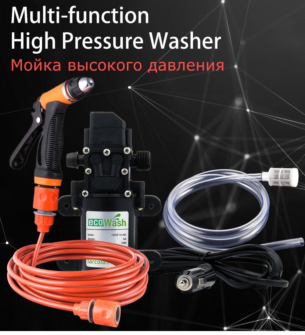 Washer 01 Car Washer Portable Washing Machine Washer Pump