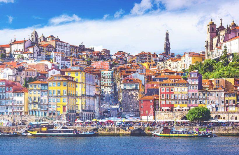 Portugal Porto Wall Mural Porto Portugal Oporto Viajes