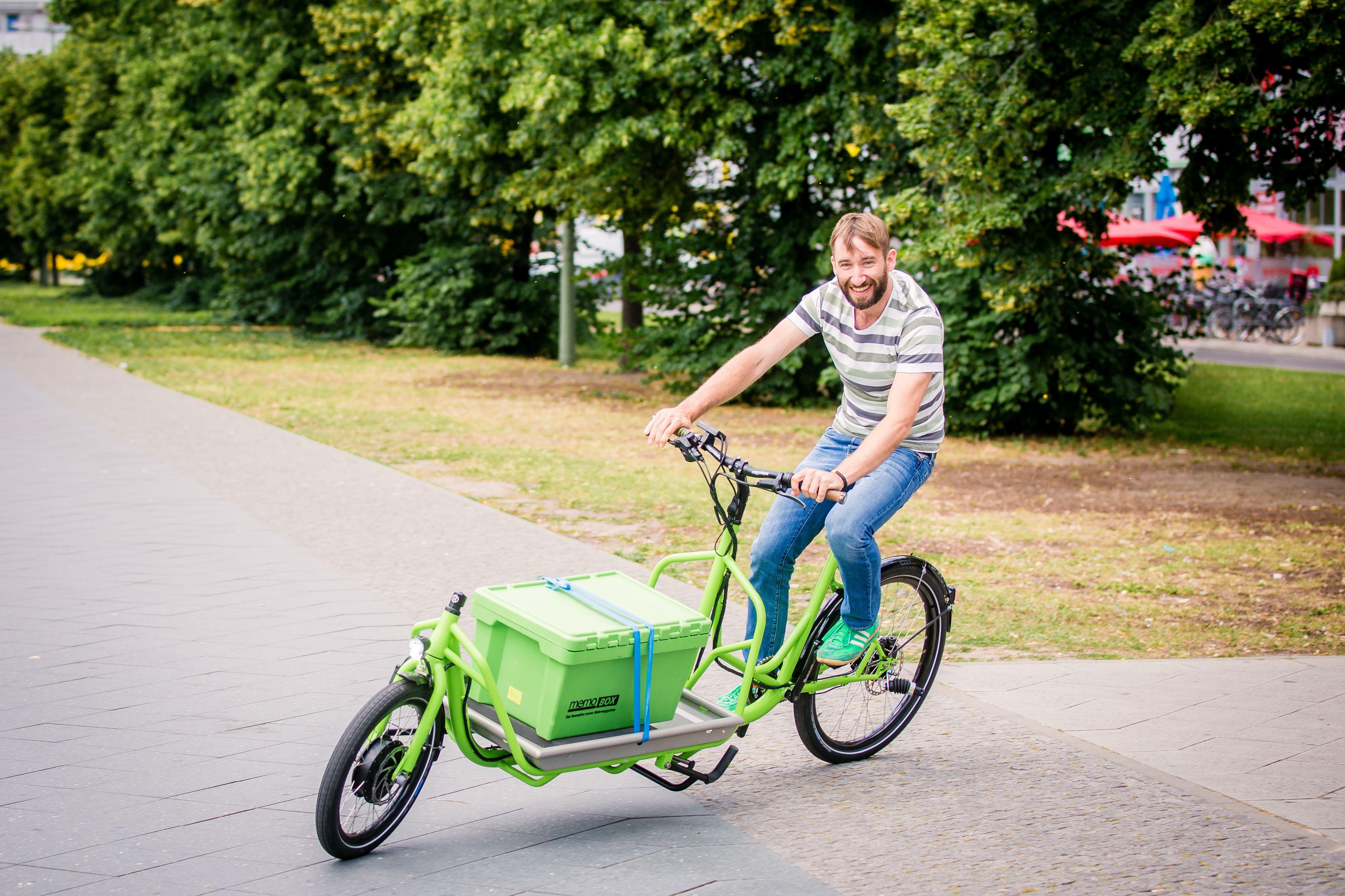 Rapid Rad Nachhaltige Mobilitat