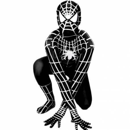 d guisement spiderman noir enfant deguisement spiderman spiderman noir et costumes de super h ros