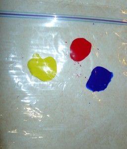 Colour Mixing Sensory Science   Melange de couleur, Melange couleur peinture et Melange couleur ...