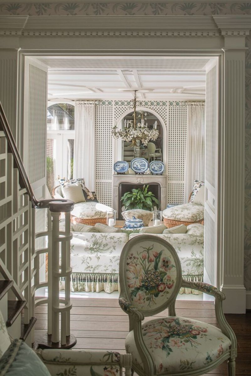 An Exclusive Home Tour With Leta Austin Foster Traditional