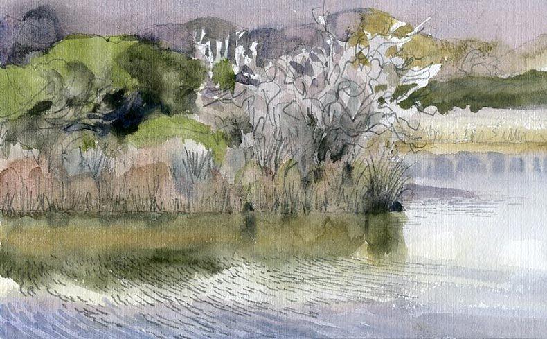 Denis Clavreul Peintures Fraiches Illustrateur Et Artiste