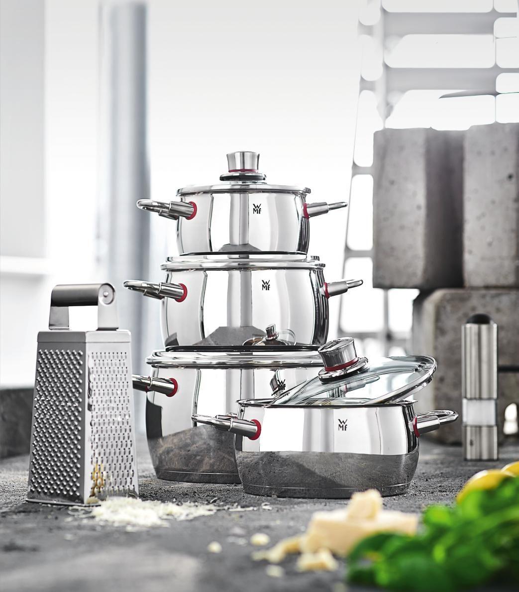 Topfset Quality One Von Wmf Modernes Design Fur Ihre Kuche