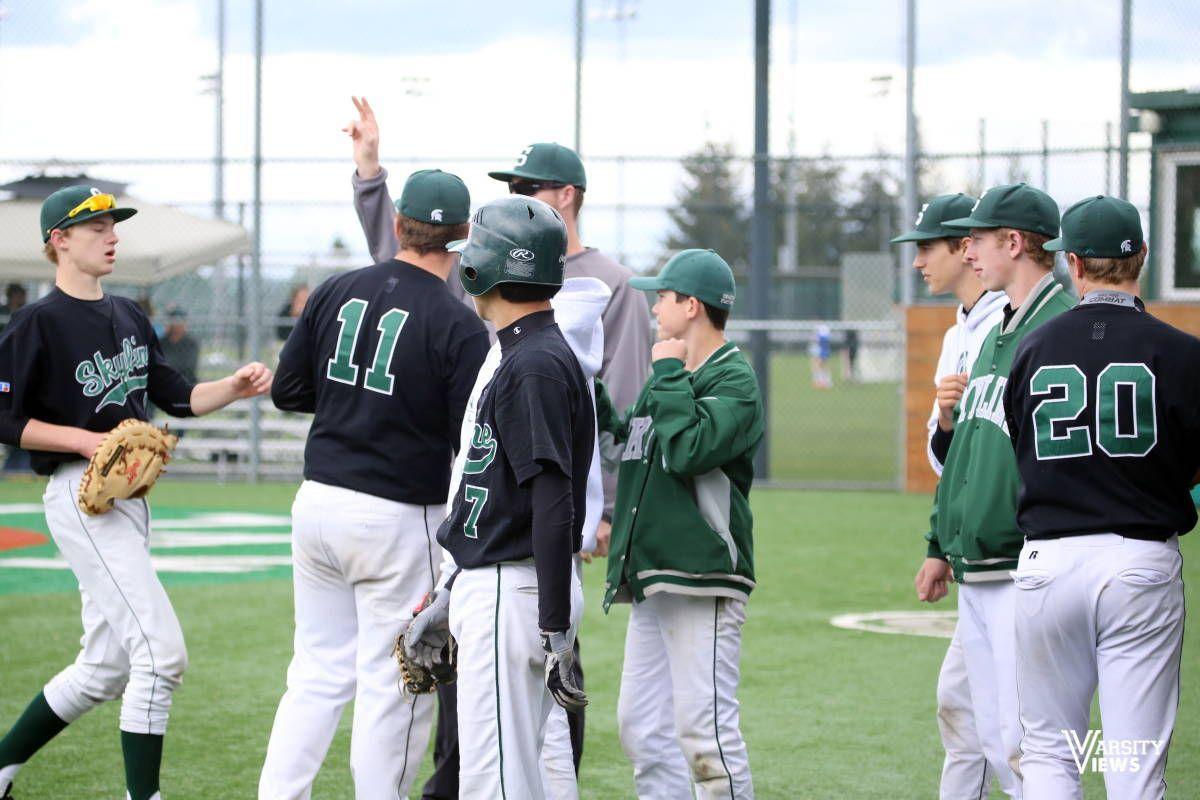Boys Freshman A Baseball Skyline Vs Issaquah Freshman Baseball Skyline