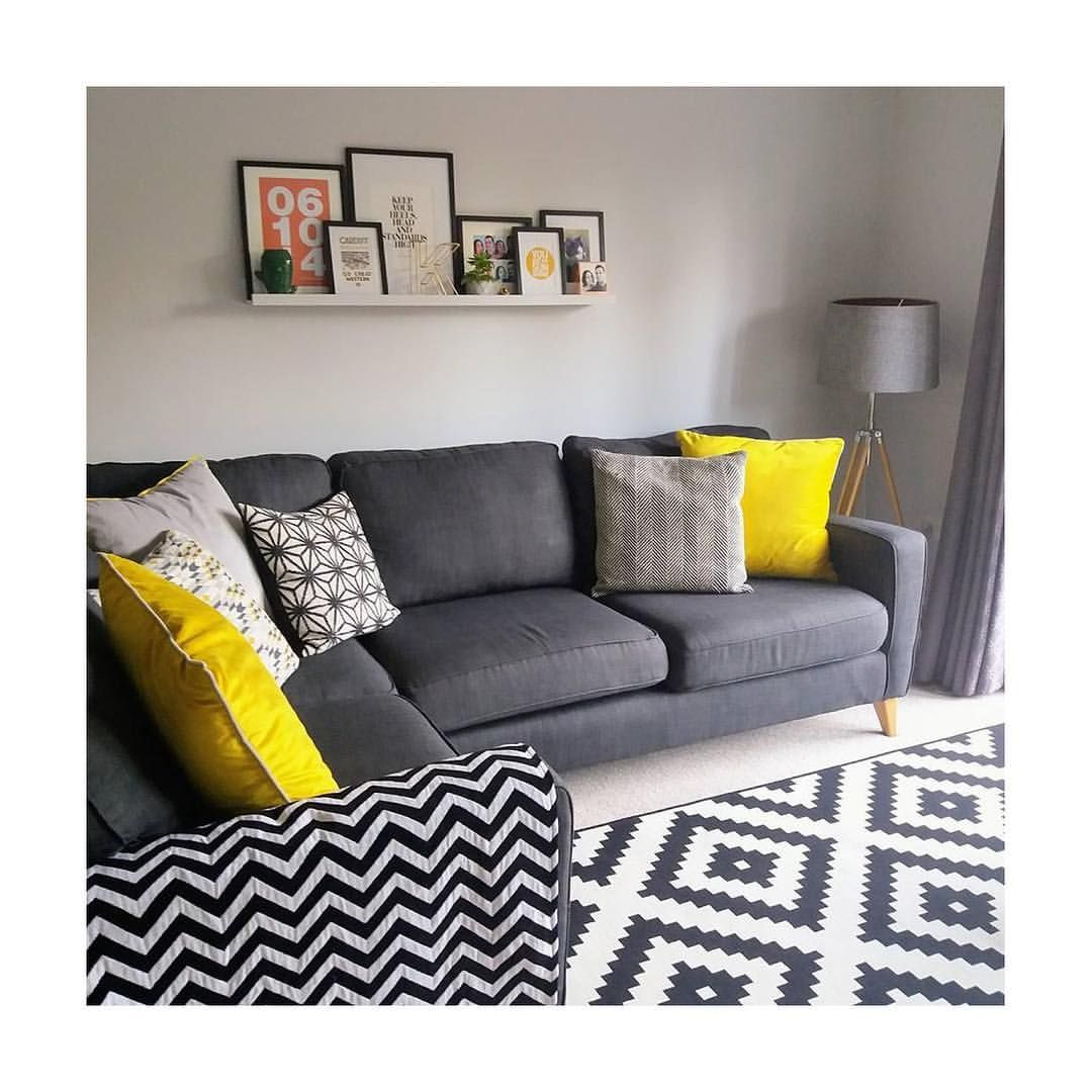 Cool Grey Living Rooms: Pin By Dina D On Dnevna Soba