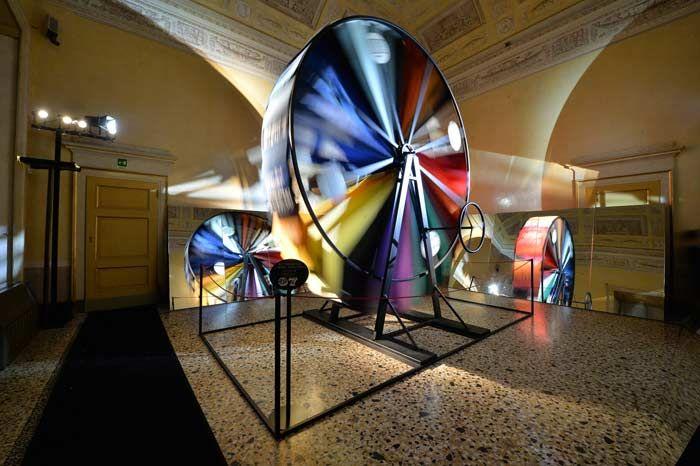 Alcantara Palazzo Reale | Architetti associati Migliore + Servetto Milano – exhibition, interior design, grafica e architettura