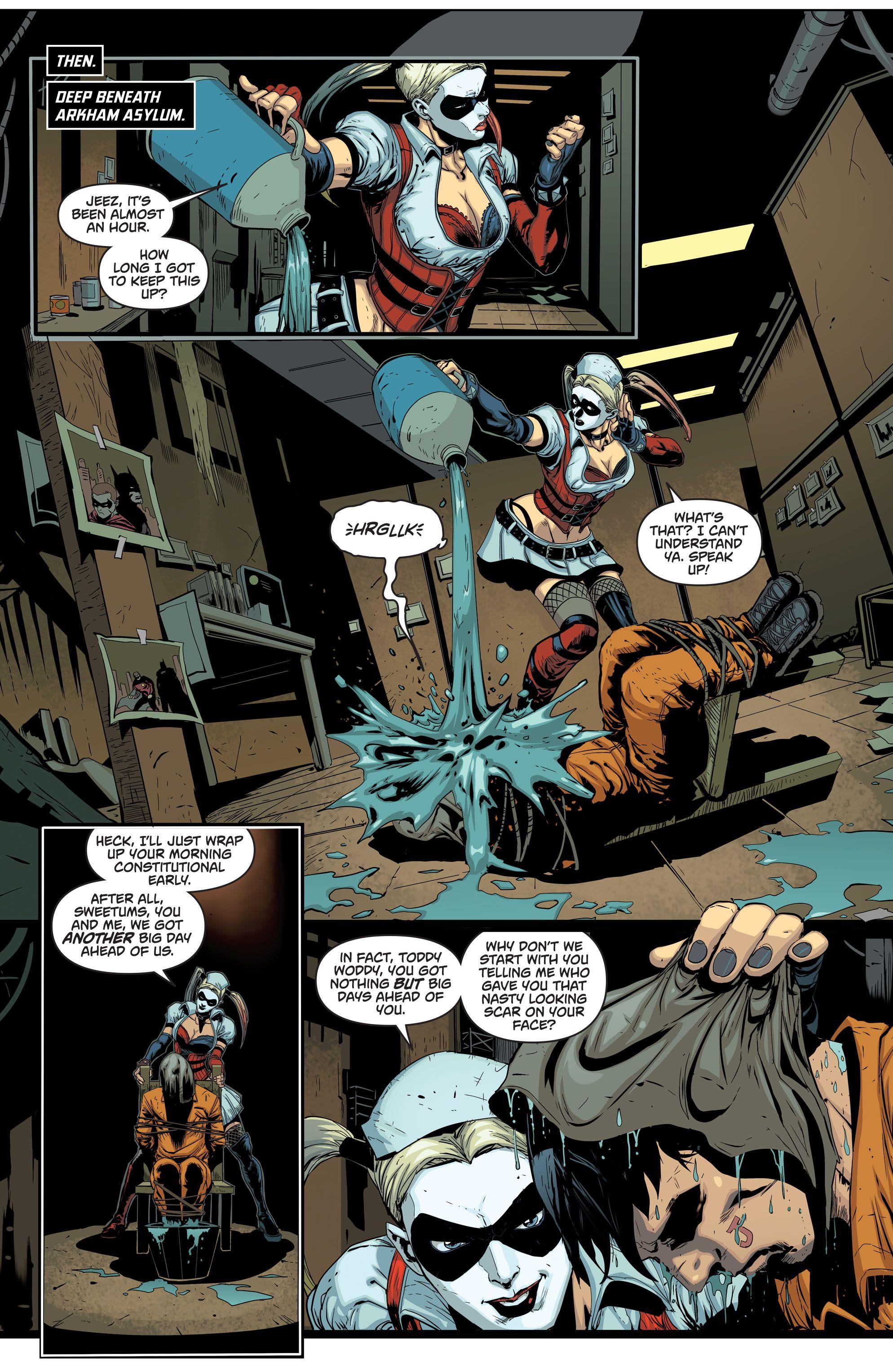 Batman - Arkham Knight - Genesis 4 Page 12