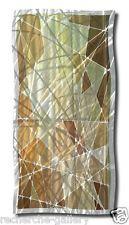 Abstract Metal Wall Art Modern Home Decor Contemporary Wall Sculpture
