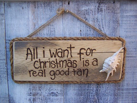 Beachy Kenny Chesney All I Want For Christmas Is A Real Good Etsy Beachy Beachy Christmas Beachy Pictures