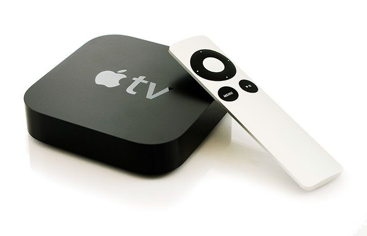 Apple TV Review (2012) Storage