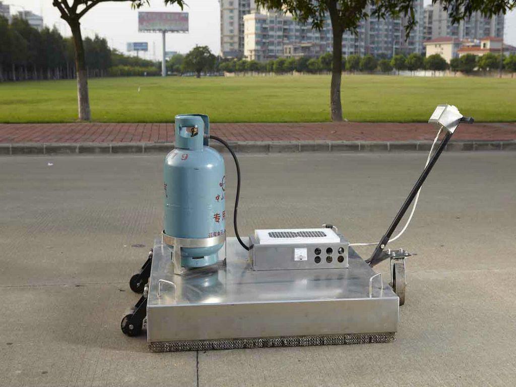 Asphalt Pavement Infrared Heater For Road Repair Infrared Heater Asphalt Pavement Infrared