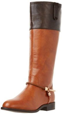 Amazon.com: Wanted Shoes Women's Rancho Knee-High Boot: Shoes