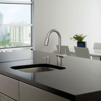 Moen Kessen Single Handle Pull Down Kitchen Faucet Ideas For The