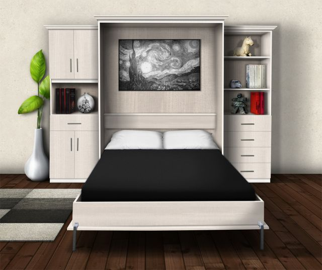 lit escamotable en promotion lit escamotable pinterest lit escamotable lits et lit mural. Black Bedroom Furniture Sets. Home Design Ideas
