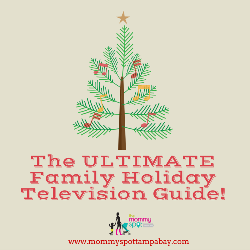 Holiday TV List - so excited for this year now that Adelaide is actually aware.