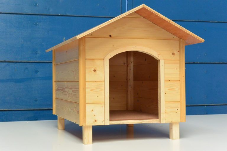 10 Simple But Beautiful Diy Dog House Designs That You Can Do Easily Dog House Diy Diy Dog Stuff Small Dog House