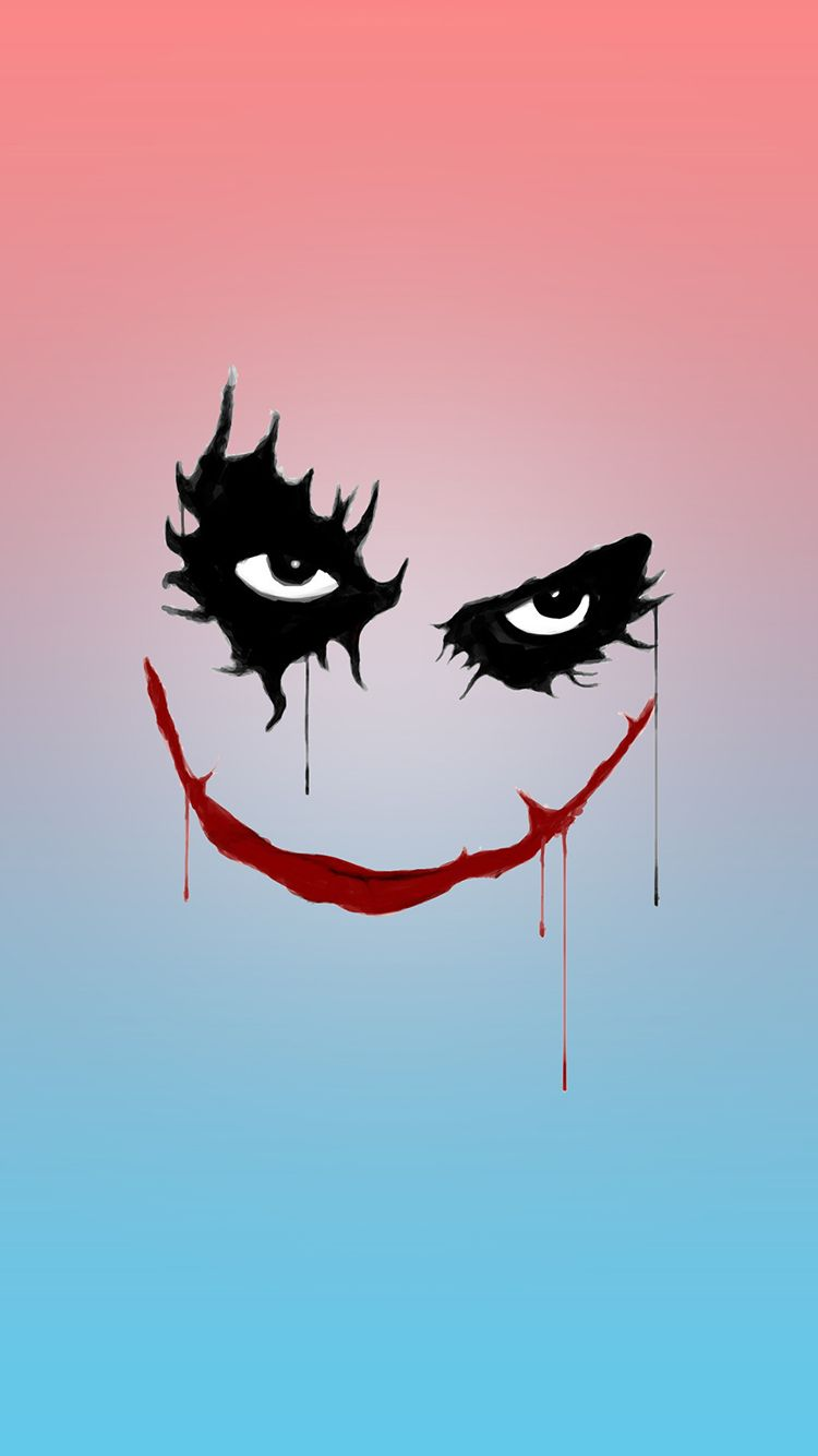 joker wallpaper iphone 6 750×1,334 pixels | random | pinterest