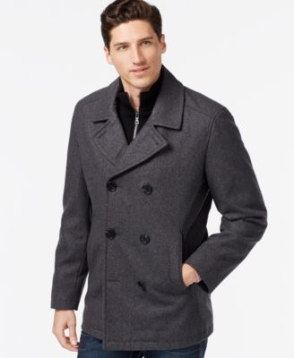 casual shoes detailed images search for clearance INC International Concepts Double-Breasted Peacoat $94.99 ...