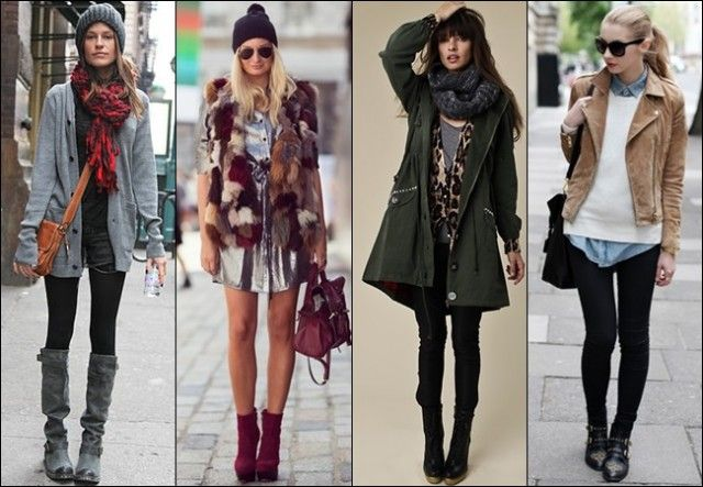 Best outfit for skinny girl