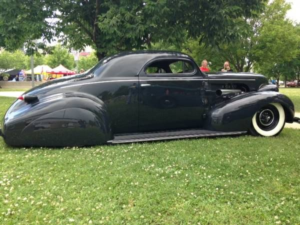 1939 Chevy Custom Coupefor Sale 89 997 One Of A Kind Custom 1939