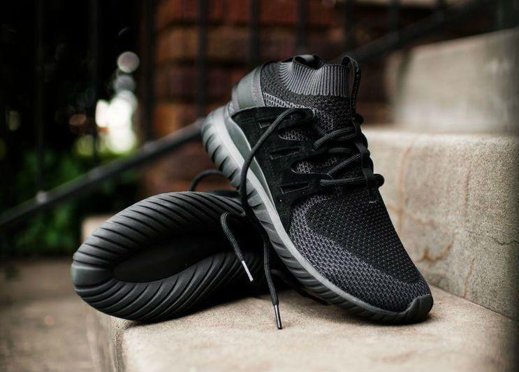 adidas Tubular Nova Primeknit Black (3)