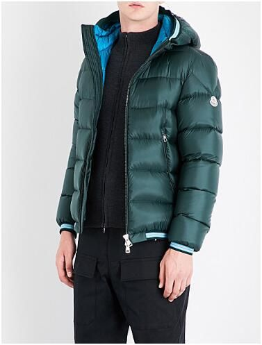 Moncler Jeanbart quilted shell jacket #moncler #jacket #shell #paddedjacket #menstyle #fashion #warm #winter #monclerkids #seller #fashionmen #monclerseller ...