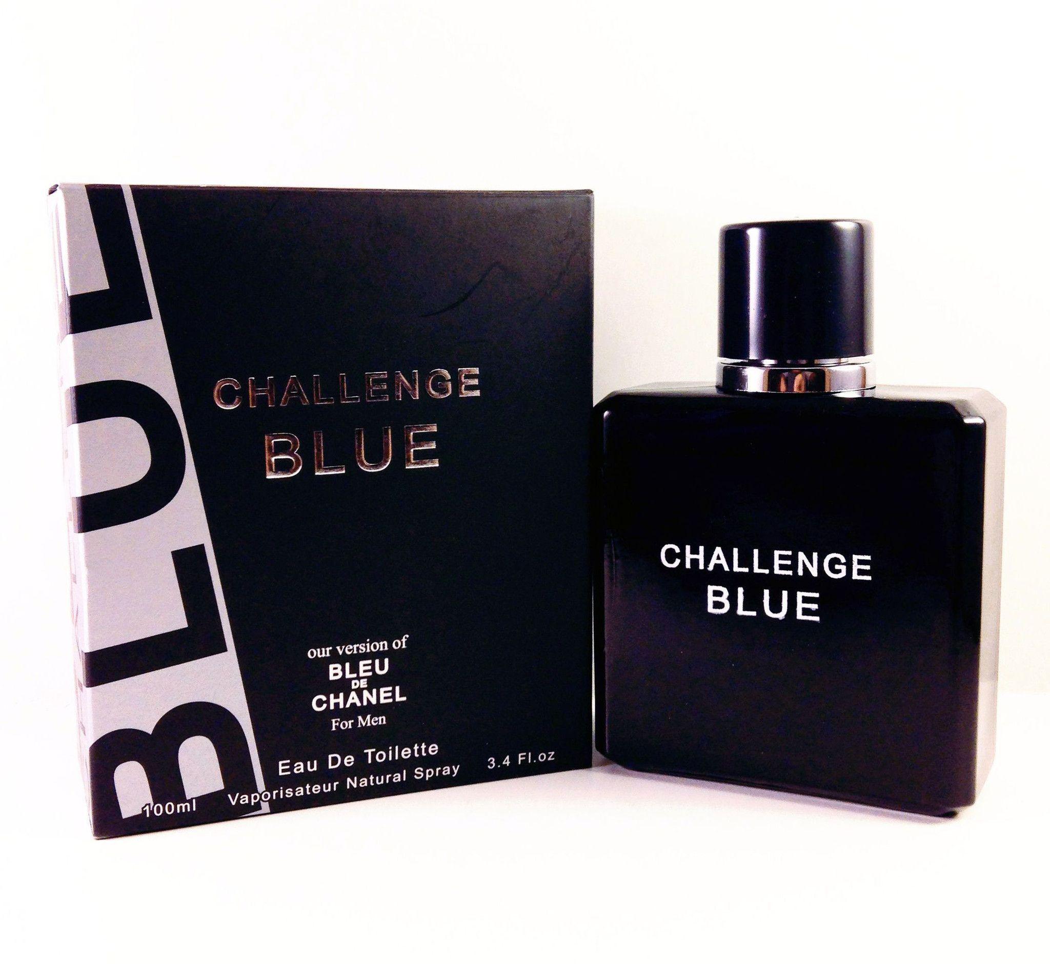 CHALLENGE BLUE