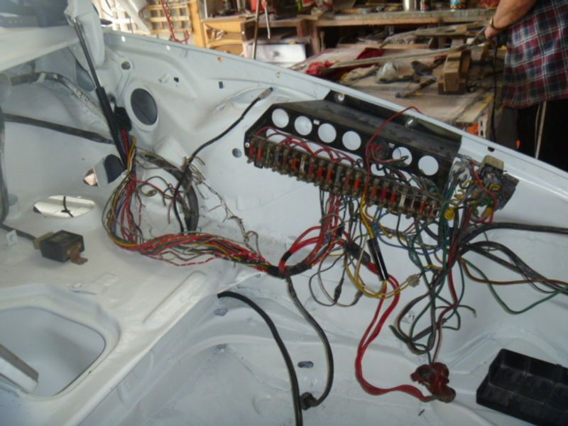 Wiring Help Pelican Parts Technical Bbs With Images Porsche