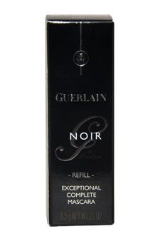 Noir G Exceptional Complete Mascara - # 01 Noir (refill) - from my #perfumery